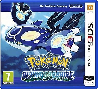 Pokemon Alpha Sapphire 3DS: Amazon.es: Videojuegos