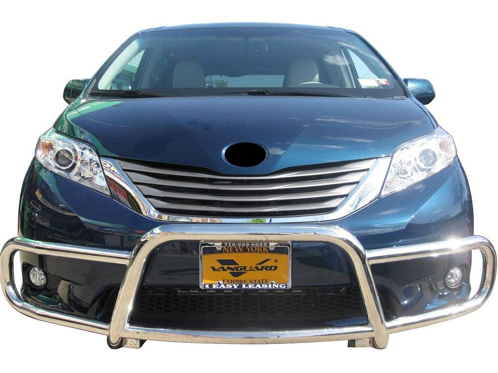 Auto Ventshade 34015 OE Style Bumper Protection Fits 11-19 Sienna