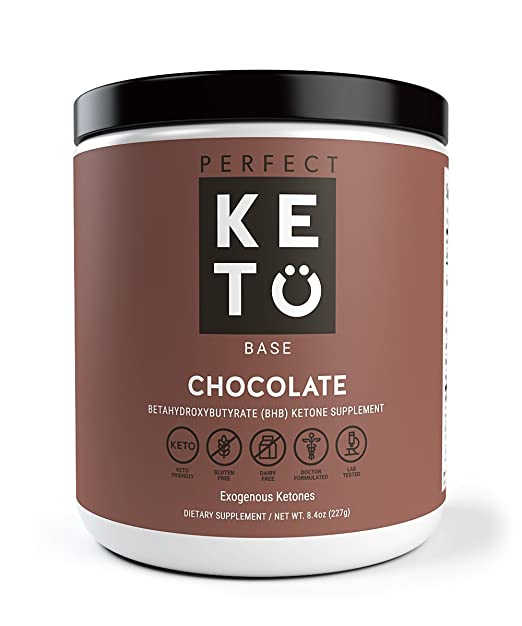 Product thumbnail for Perfect Keto Protein Powder