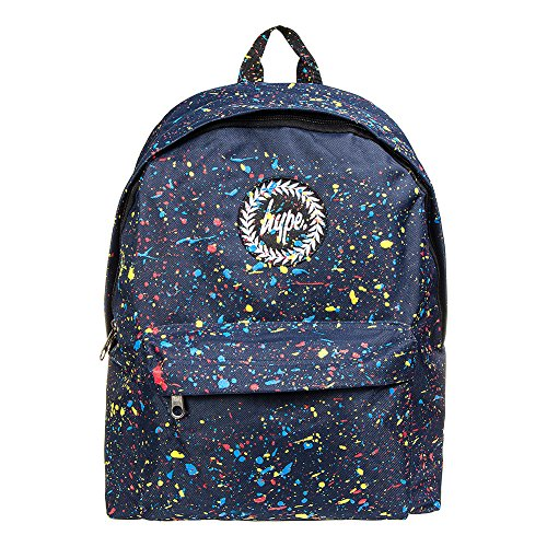 HYPE Primary Speckle Backpack - Navy