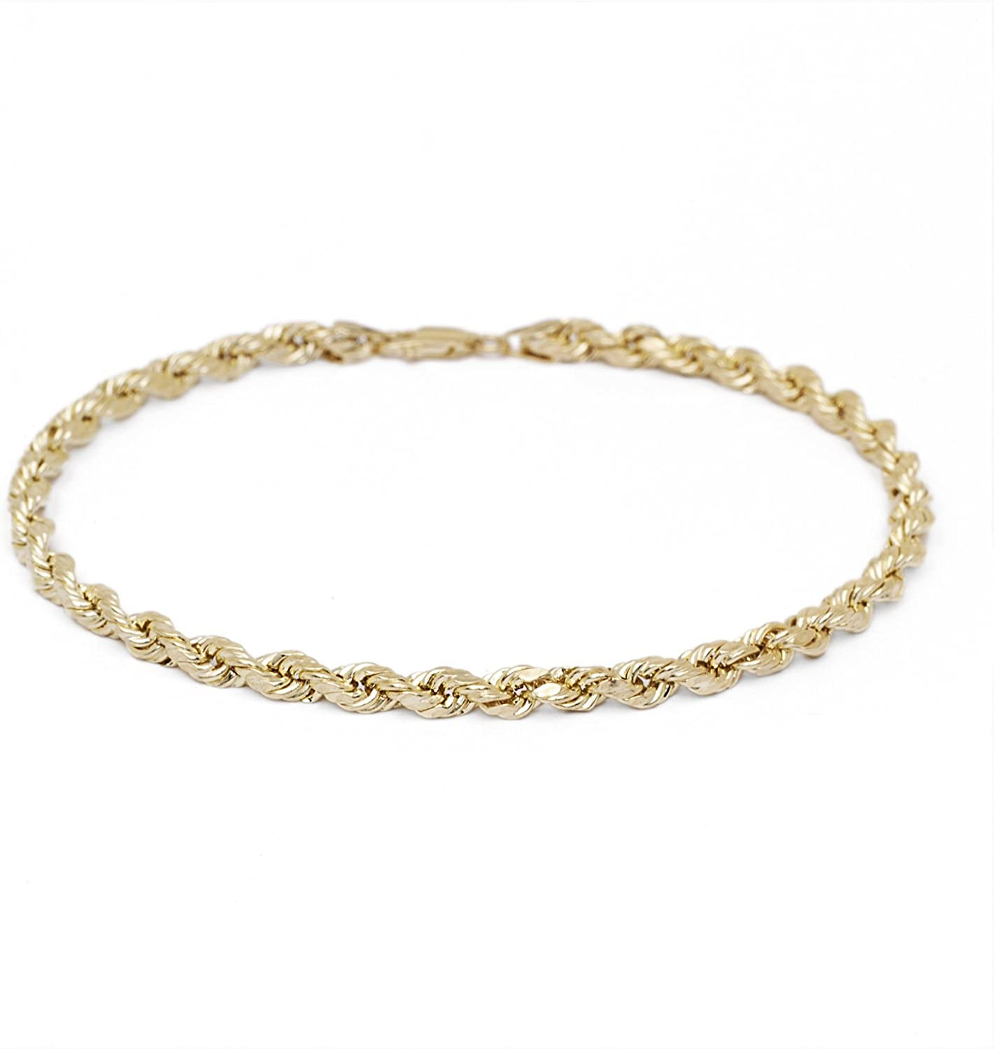 10k Yellow Gold Solid...