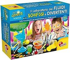 Lisciani Giochi 62287 I'm a Genius Laboratorio dei fluidi Schifo