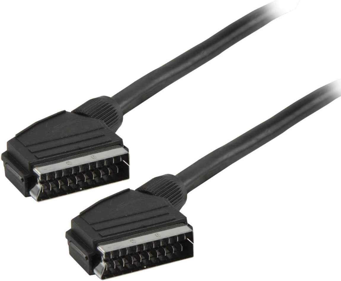 Bulk SCART 03/2 Scart Lead: Amazon.co.uk: Electronics