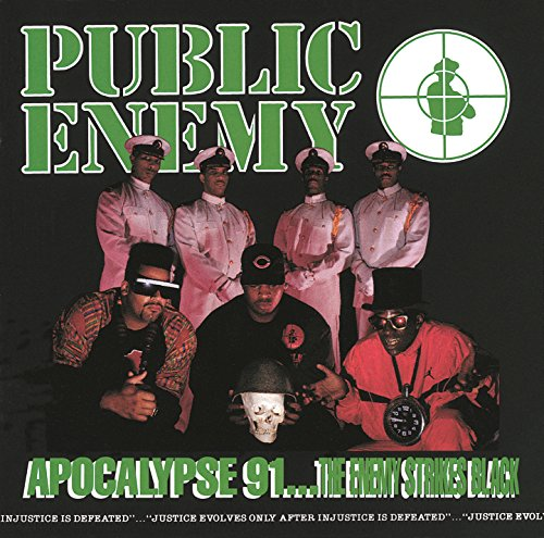 Apocalypse 91... The Enemy Str...