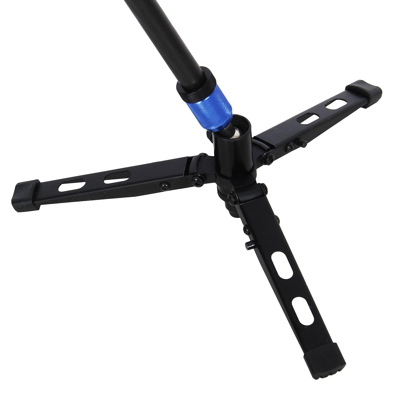 Buy Hako Dv 5200 Three Way Pan Head Monopod Online At Low Price In Vanguard Am 264tv Aluminium India Camera Reviews Ratings