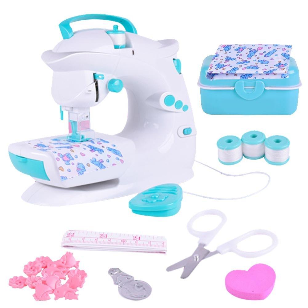 Per Juguetes de Máquina para Coser Mini Infantiles Kit de Juegos de ...