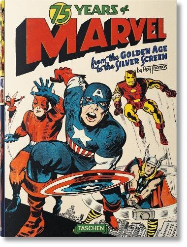 - 75 Years of Marvel Comics XL: From the Golden Age to the Silver Screen
