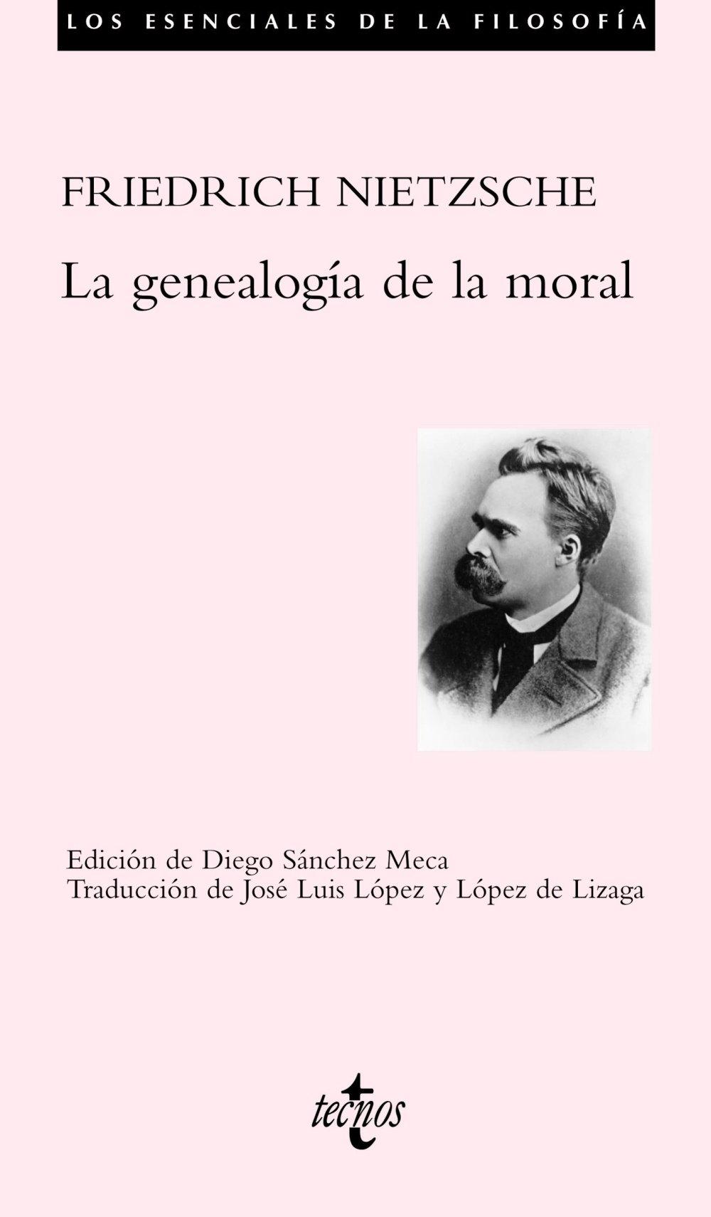La Genealogia De La Moral / the Genealogy of Morals (Filosofia) (Spanish  Edition): Friedrich Wilhelm Nietzsche: 9788430939541: Amazon.com: Books