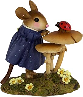 product image for Wee Forest Folk M-581 Ladybug Chat New 2016
