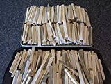 American White Oak Sticks For Oaking, Aging, and Adding Flavor, 100 Ounces.