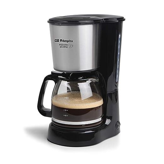 Orbegozo CG 4032 - Cafetera goteo, capacidad para 15 tazas, jarra ...
