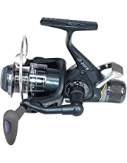 Lixada Fishing Reel Spinning Reels with Front Rear Double Brake Drag System 5BB Spinning Fishing Reel