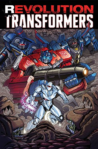Revolution: Transformers (Transformers More Than Meets The Eye Issue 1)