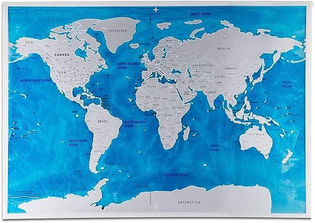 Cartina Capitali Del Mondo.Infornare Caffe Discesa Cartina Del Mondo Con Capitali Amazon Settimanaciclisticalombarda It