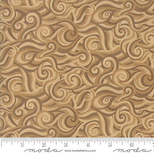 Sew American - Tan - Deb Strain - Moda - 752106305748-19783 14 by Deb Strain