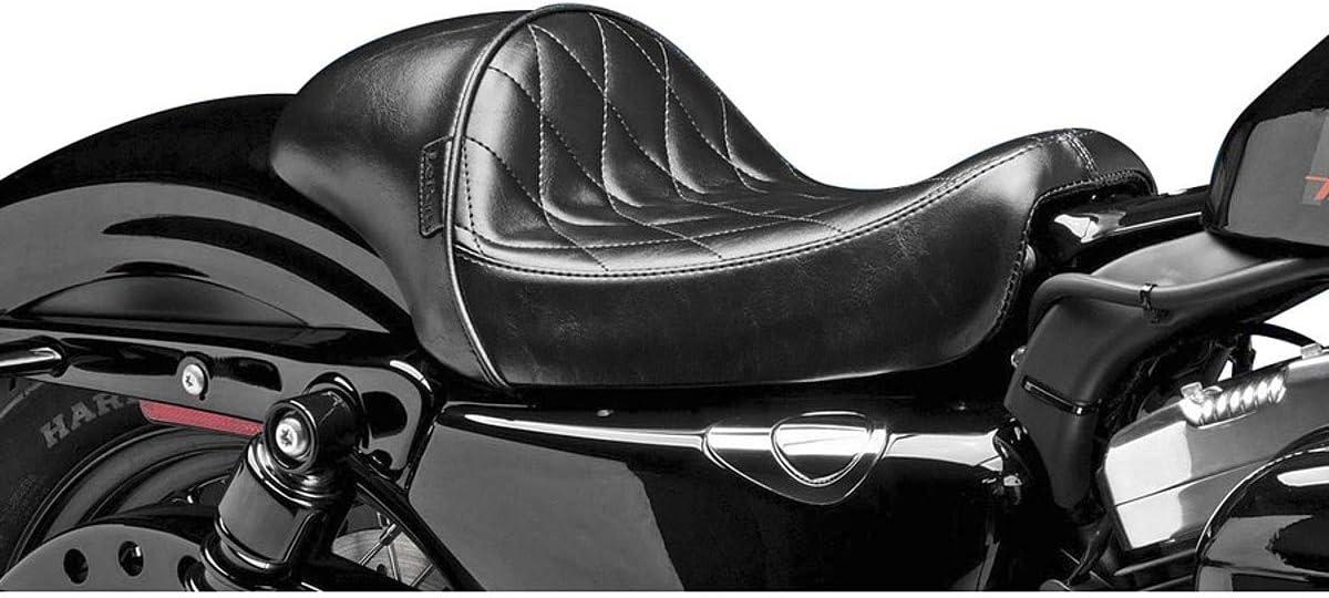 Diamond Stitch Seat LK-426DM Le Pera Stubs Caf/é
