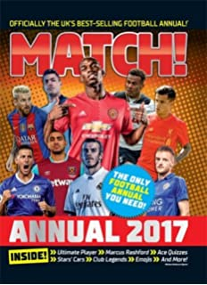 9ca3d76f445 Buy Match Annual 2018 (Annuals 2018) Book Online at Low Prices in ...