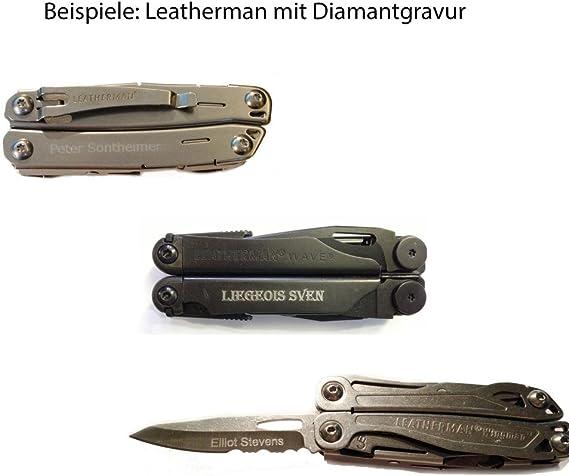 Leatherman Super Tool 300 Tascabile 19strumenti Nero pinza multiuso