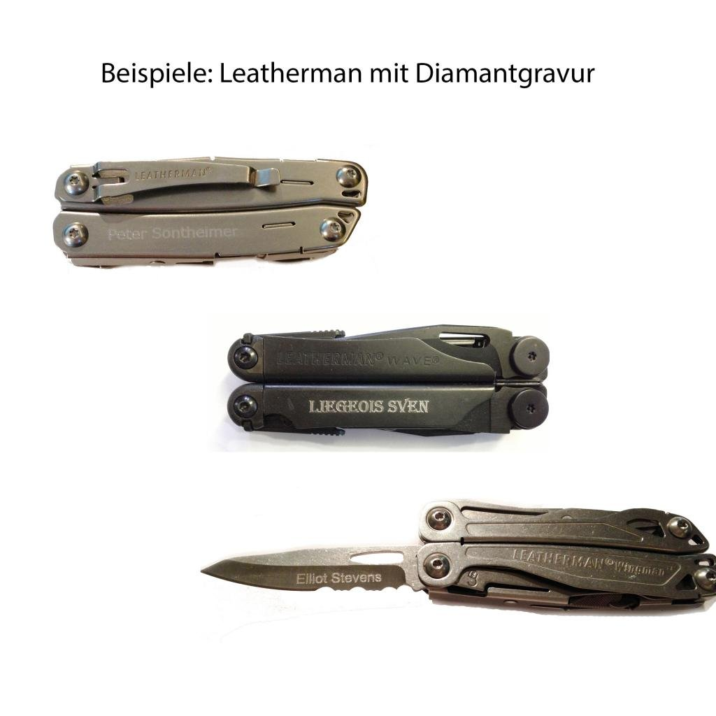 Leatherman Supertool 300 - Navaja multiusos de alicates (funda incluida), color negro: Amazon.es: Deportes y aire libre