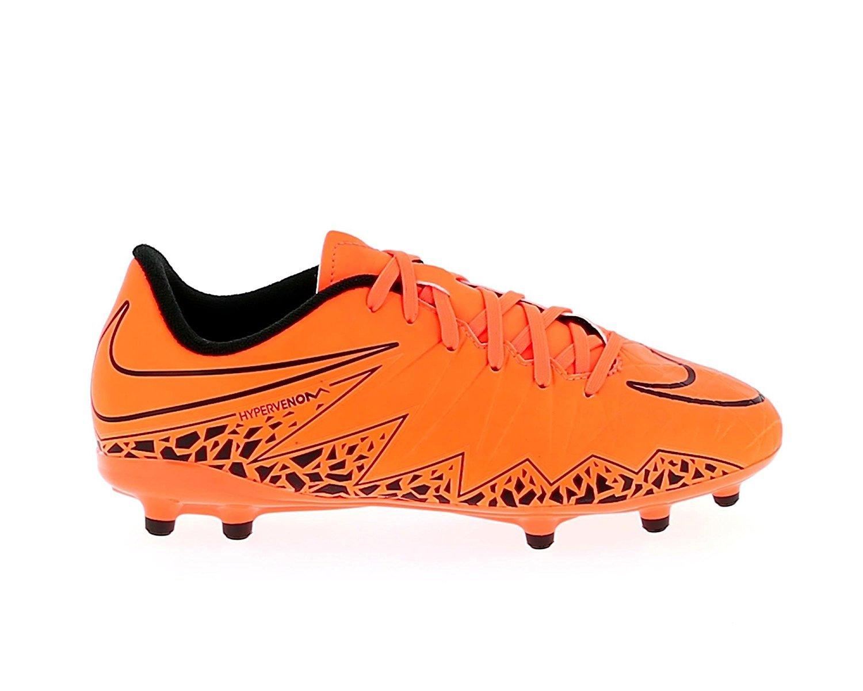Nike JR Hypervenom Phelon II FG orange - K36   4Y