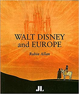 Image result for Walt Disney and Europe allan