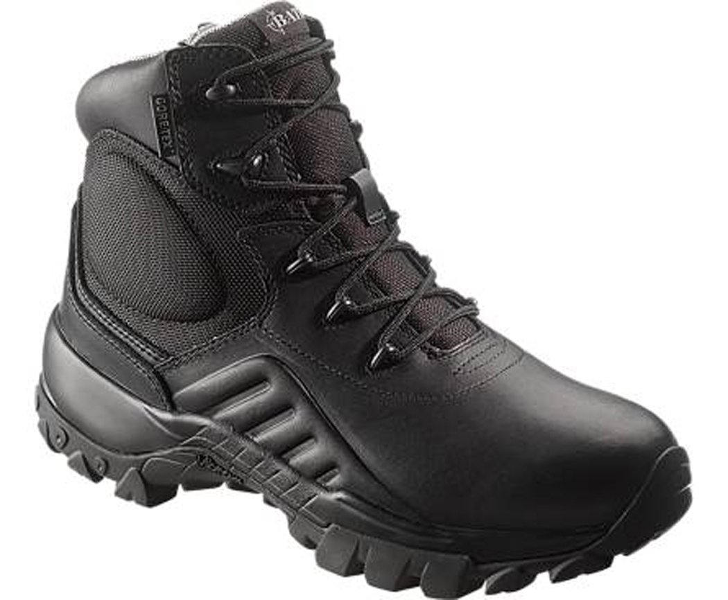 Bates Men's Delta Gore-Tex 6 Inch ICS Waterproof Boot, Black, 9 M US by Bates