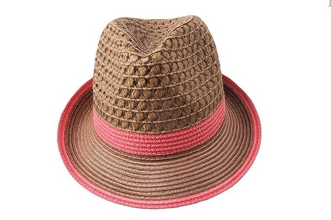 Dantiya-moda Unisex Cappelli della Spiaggia Donna 2cf0692c482a