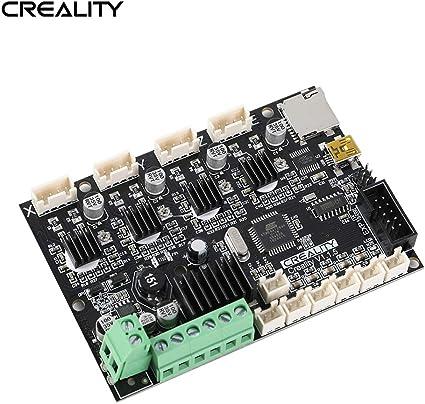 Aibecy Creality Placa de control base 3D Placa madre V1.1.5 Placa ...