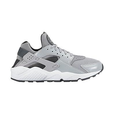 Nike Women s Air Huarache Run WolfGrey 634835-014 Size 10  Amazon.in ... 3131b382486d