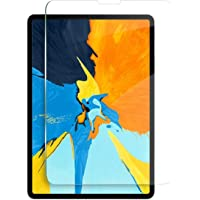 Jump Start Glass Screen Protector for iPad Pro 11 inch Tempered Glass, Ultra Sensitive, High Definition Pencil Compatible for iPad Pro 11 Inch 2018