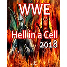 WWE Hell in a Cell 2018 - Universal Championship Title Photobook: Roman Reigns vs. Braun Strowman