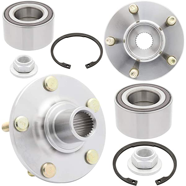 MQ Front Wheel Bearing Kit Pair for RENAULT TRAFIC from 2003 to 2020