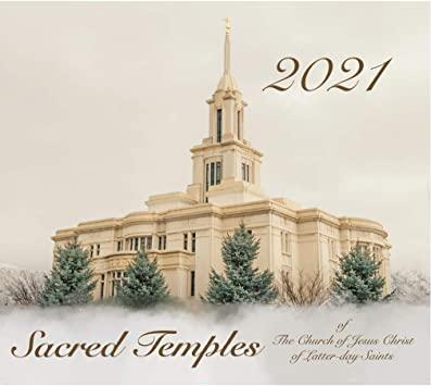 """"""" Lds Church Special Christmas 2021"""" Amazon Com 2021 Sacred Temples Calendar 2021 Lds Calendar Perfect Lds Christmas Gift Office Products"""