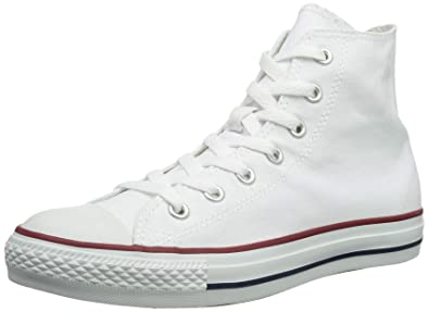 Mens Converse Chuck Taylor All Star High Top Sneakers (white, 6 D(M) US)