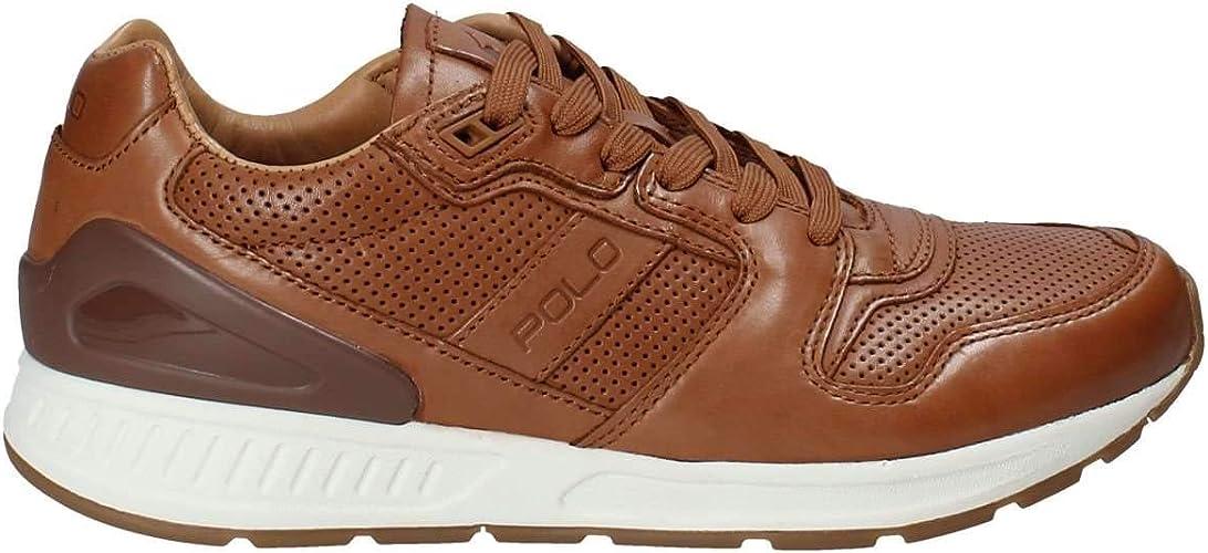 Zapatos para Hombre, Color marr n, Marca RALPH LAUREN ...
