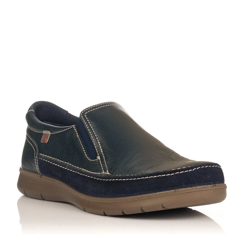 Zapatos de Sport Azul Mocasines Luisetti 27900 Gravity 41 EU|Azul