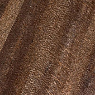 Feather Lodge Shark Plank Oil Rubbed Oak Vinyl Flooring 2036 SAMPLE