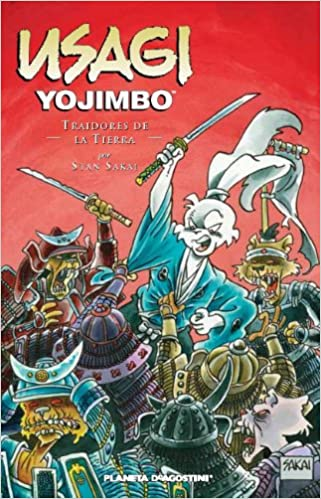 Usagi Yojimbo nº 26: Traidores de la tierra Independientes ...
