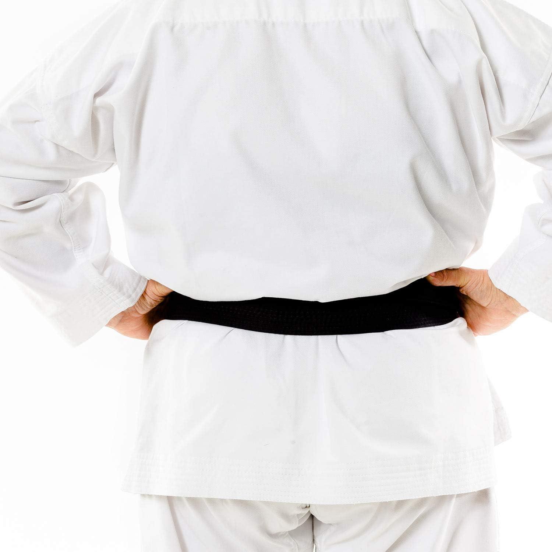 Momoko Damen Karateanzug Joseiteki 10 oz Mischgewebe leicht atmungsaktiv