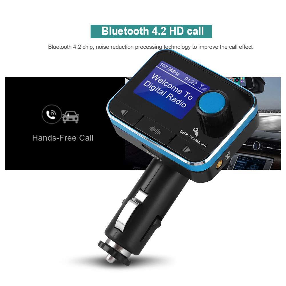 Hifi-player Vbestlife Bluetooth Auto Mp3 Kit Audio Receiver Wireless Freisprecheinrichtung Digitale Mp3 Musik-player Unterstützung Tf-karte Aux Usb
