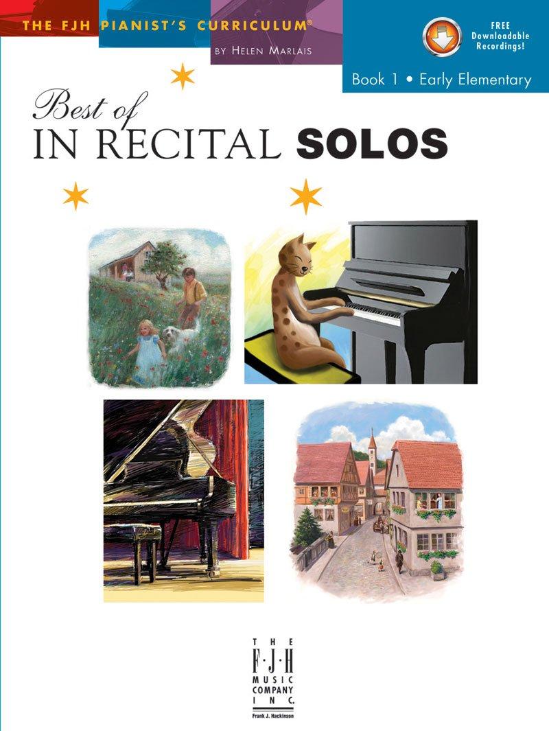 Download Best of In Recital Solos, Book 1 PDF