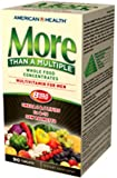 American Health, More Than A Multi, Men, 90 Tablets