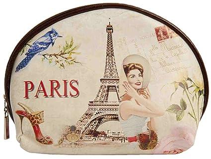Clayre y fed FAP0099 cartera monedero monedero de la torre Eiffel Paris neceser de 13 x