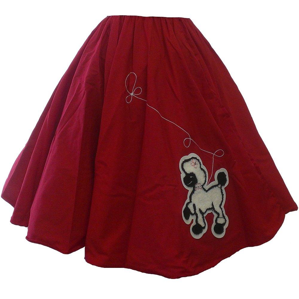 BOWLINGSHIRT.COM Youth Poodle Skirts