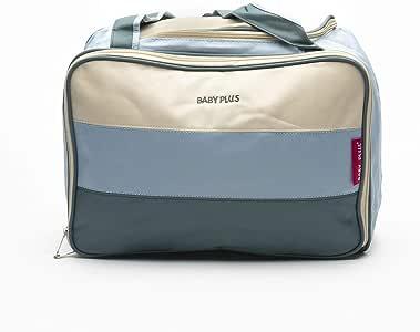 حقيبة حفاضات للاطفال من بيبي بلس، متعددة الالوان