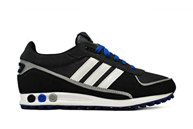 best authentic d6f86 7221a Image Unavailable. Image not available for. Colour  Adidas LA trainer II ...