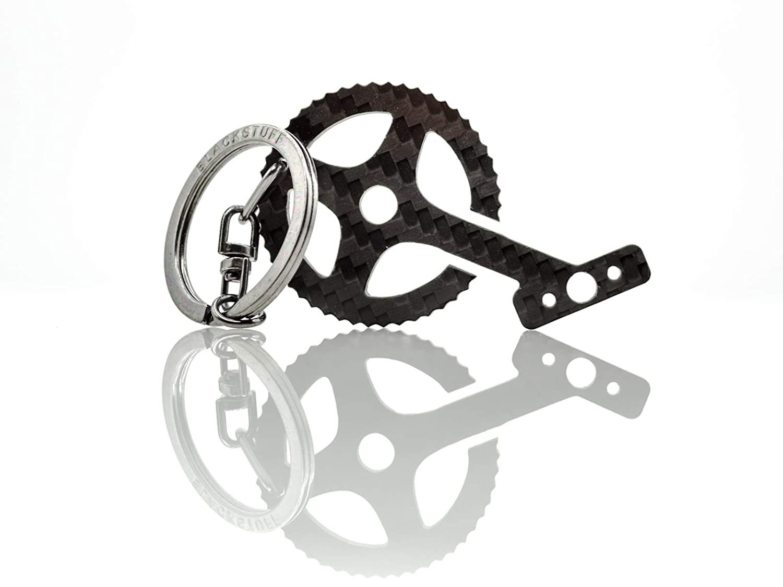 Llavero de fibra de carbono pedales de bicicleta, bicicleta ...