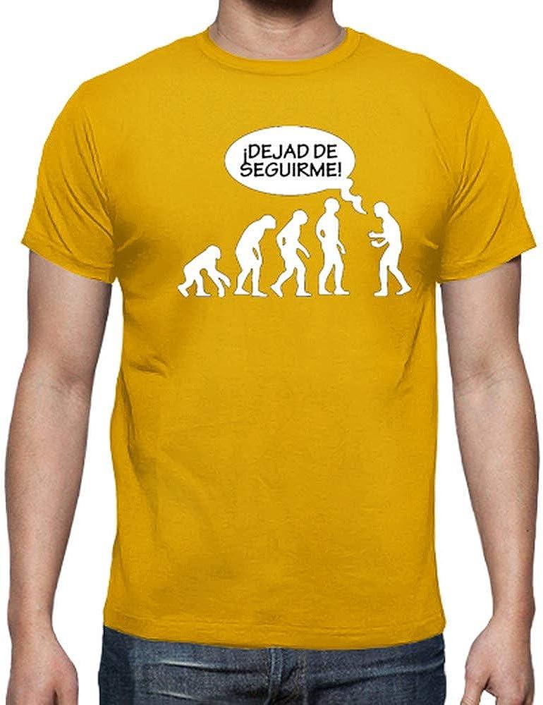 latostadora Camiseta Evolución Friki - Camiseta Hombre clásica: Frikiseta: Amazon.es: Ropa y accesorios