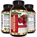 California Product Raspberry Ketones Weight Loss Supplement - Natural Keto Fat Burner Capsules for Ketosis Support Boost Metabolism Increase Energy - Ketogenic Burn Pills Appetite Suppressant for Men and Women