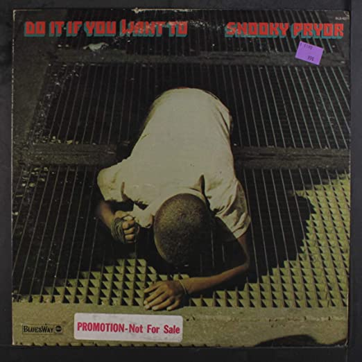 SNOOKY PRYOR - do it if you want to LP - Amazon.com Music